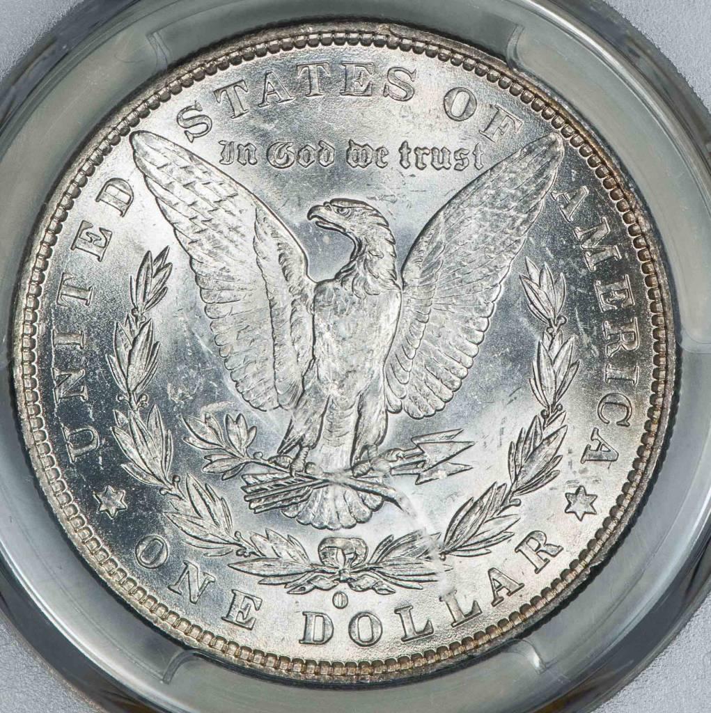 1881 O PCGS MS65 Morgan Silver Dollar