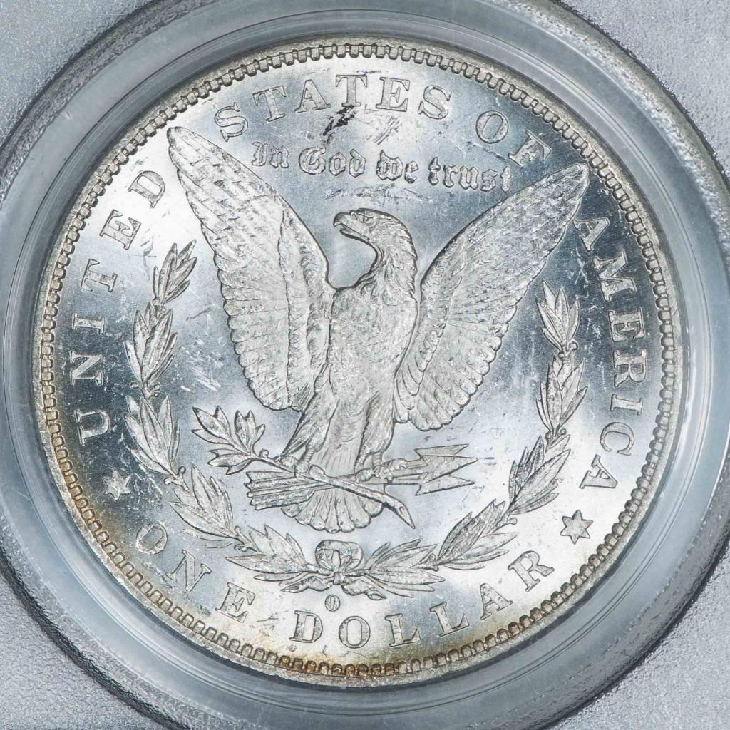 1879 O PCGS MS63 Morgan Silver Dollar