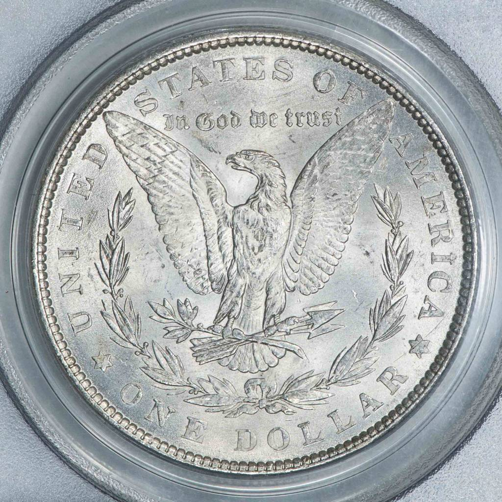 1881 PCGS MS64 Morgan Silver Dollar