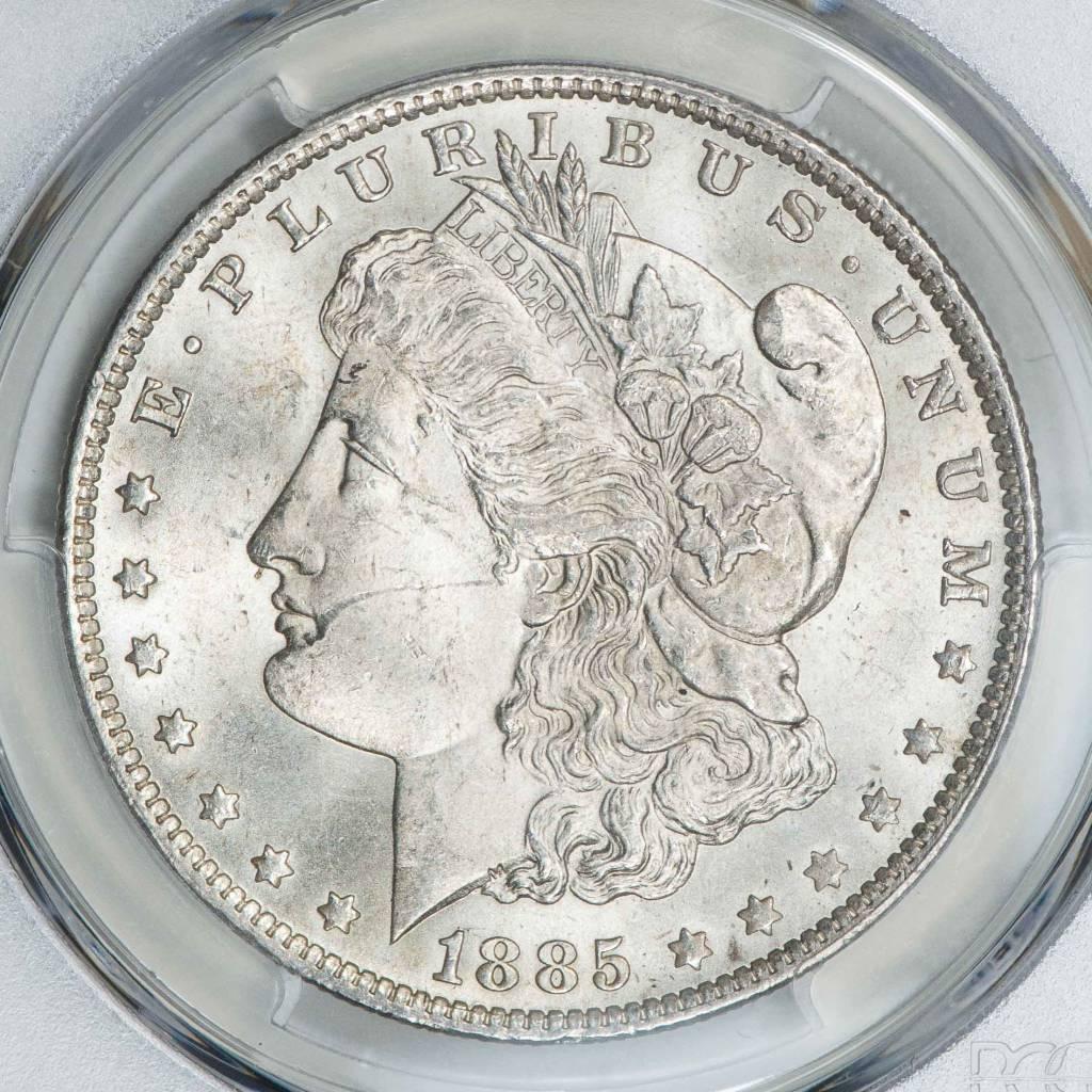 1885 O PCGS MS64 Morgan Dollar
