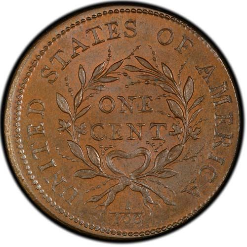 Wreath Cent (1793)