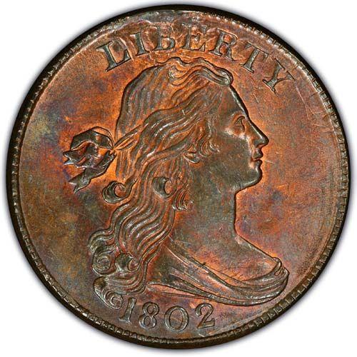 Draped Bust (1796-1807)