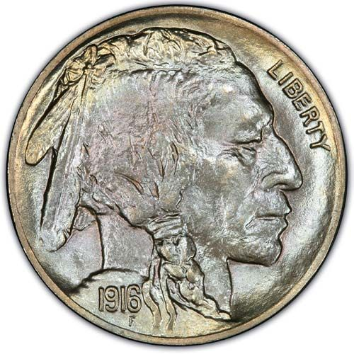 Buffalo Nickel (1913-1938)