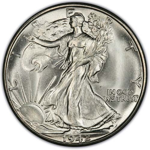 Walking Liberty (1916-1947)