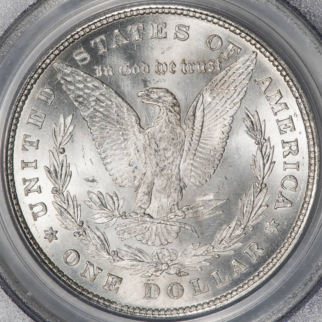 1878 8TF PCGS MS64 Morgan Dollar