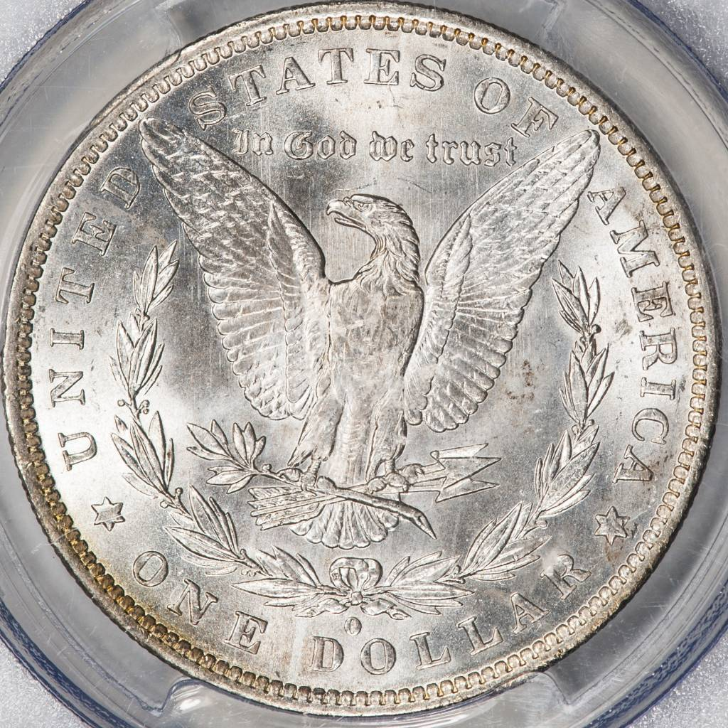 1883-O PCGS MS64+ Morgan Silver Dollar