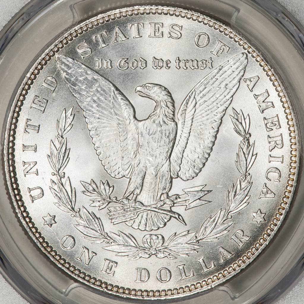 1884 PCGS MS65 Morgan Silver Dollar