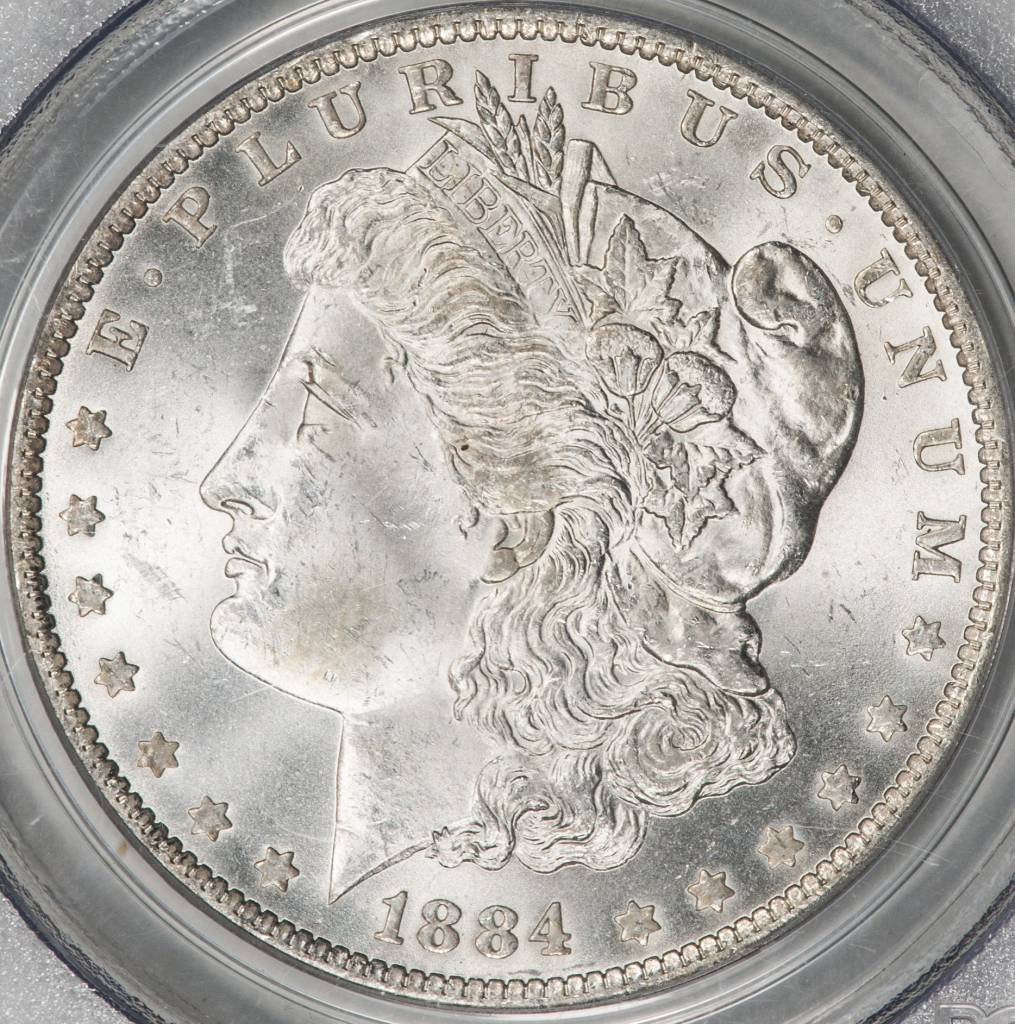 1884-O PCGS MS64 MORGAN DOLLAR