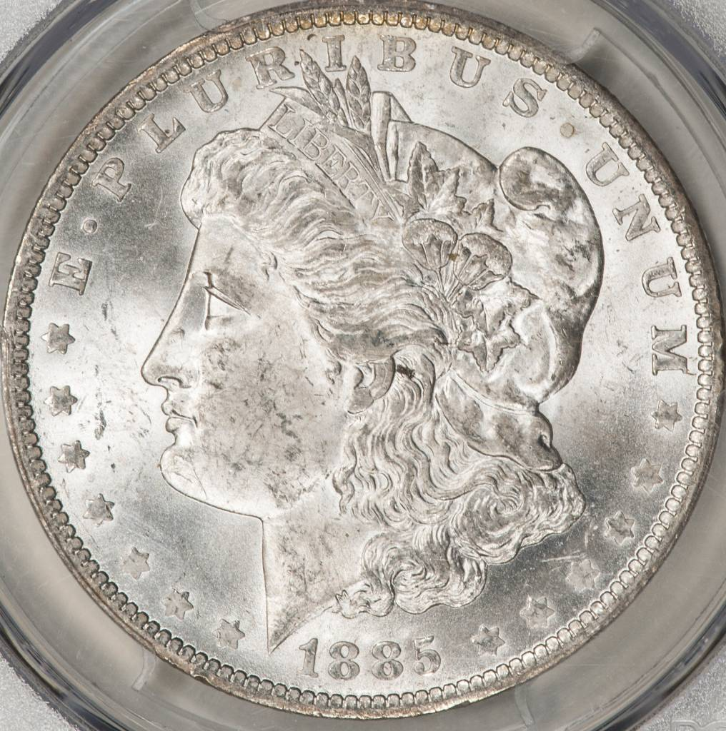 1885 O PCGS MS64 Morgan Silver Dollar