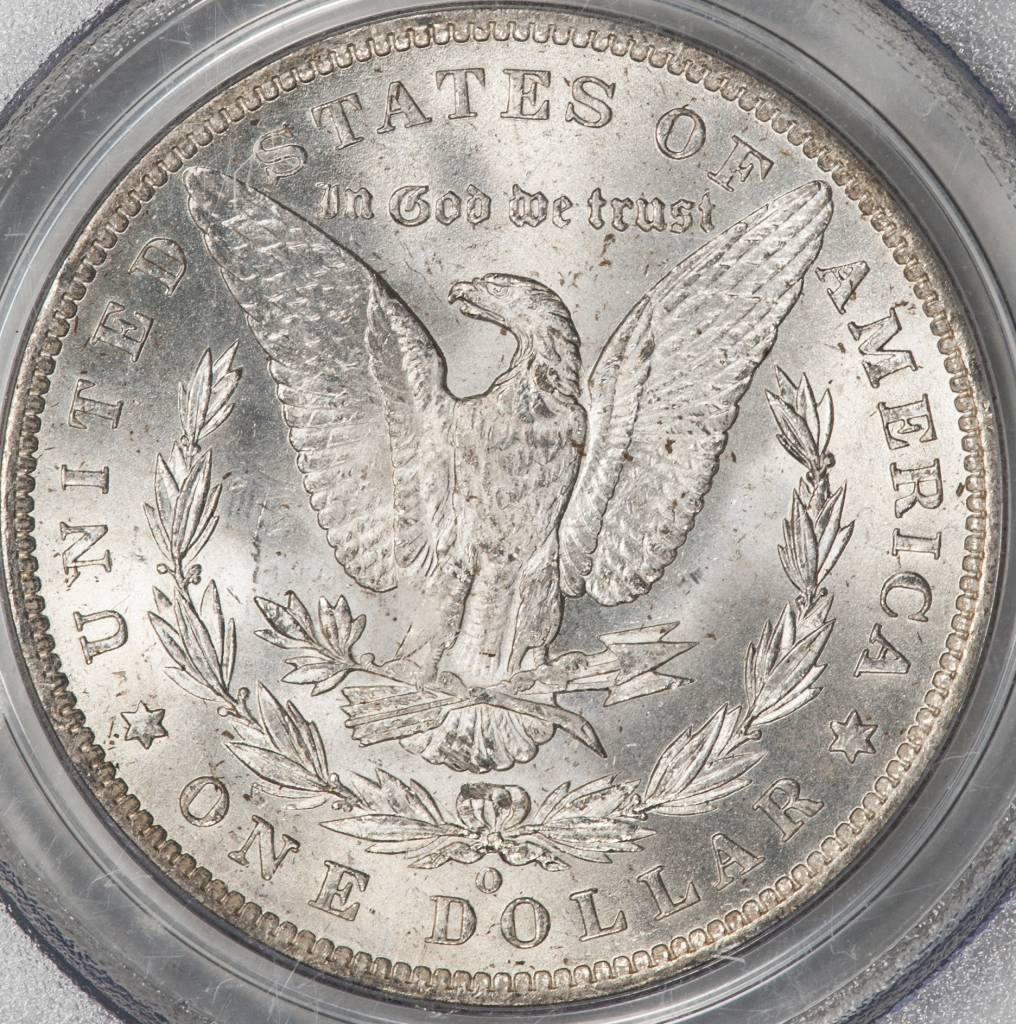 1885-O PCGS MS64 Morgan Silver Dollar