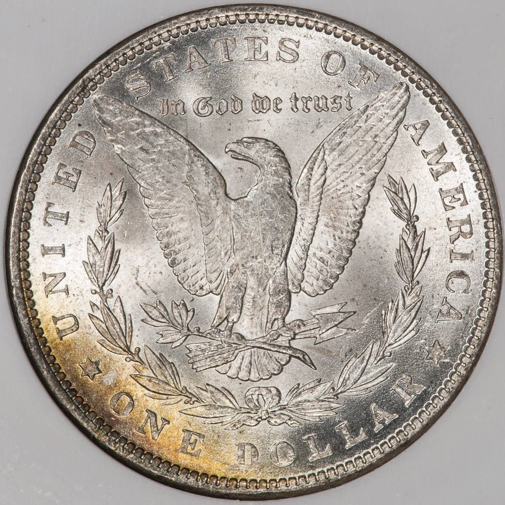 1888 NGC MS64 VAM 11A Morgan