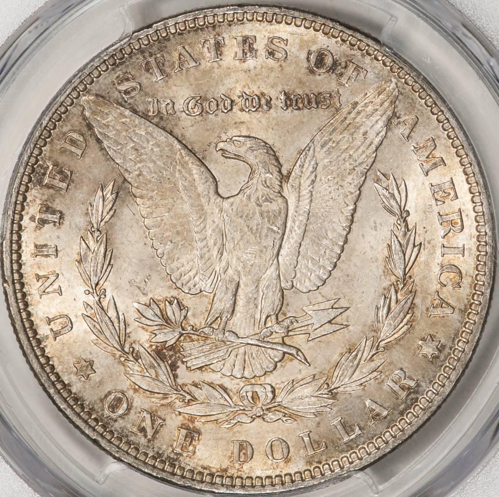 1899 PCGS MS63 Morgan Silver Dollar