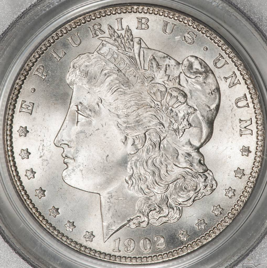 1902 O PCGS MS64 Morgan Silver Dollar
