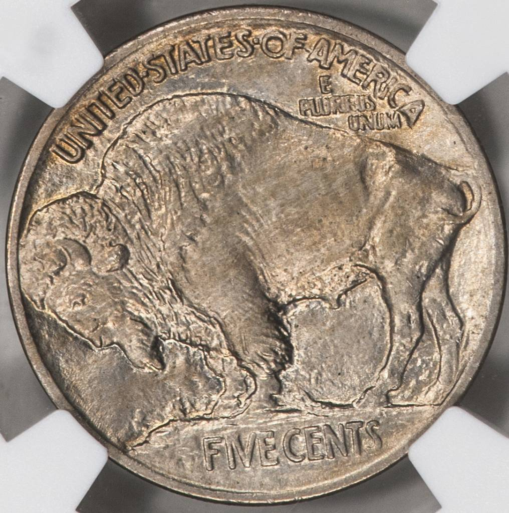 1913 TYPE 1 NGC MS64 Buffalo Nickel