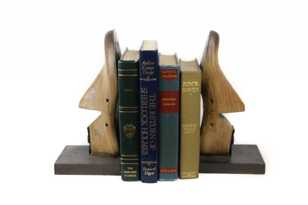 Shoe Book ends
