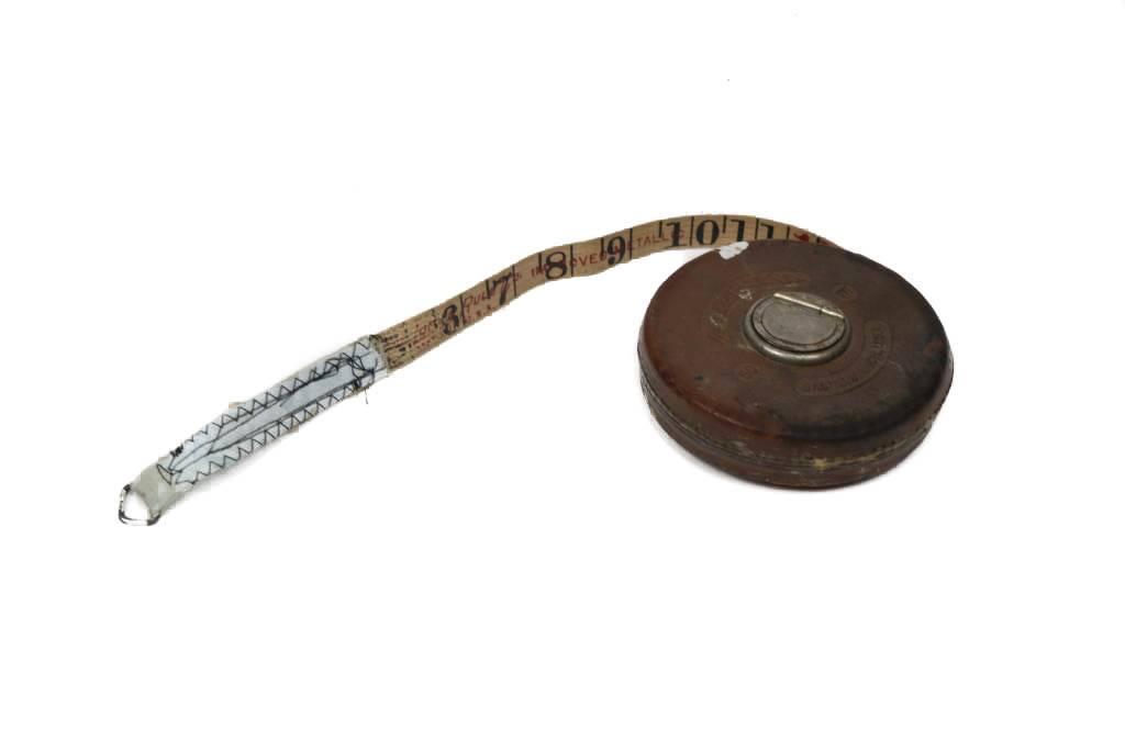 Antiques Lufkin Rule Measure tape