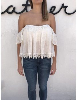 Tularosa Amelia Top Speckled