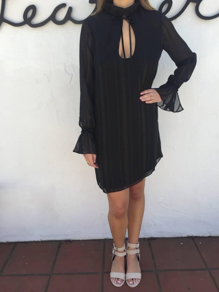 Lacademie 70's Ruffle Dress