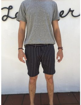 Scotch and Soda Chino Short Pleat Detail