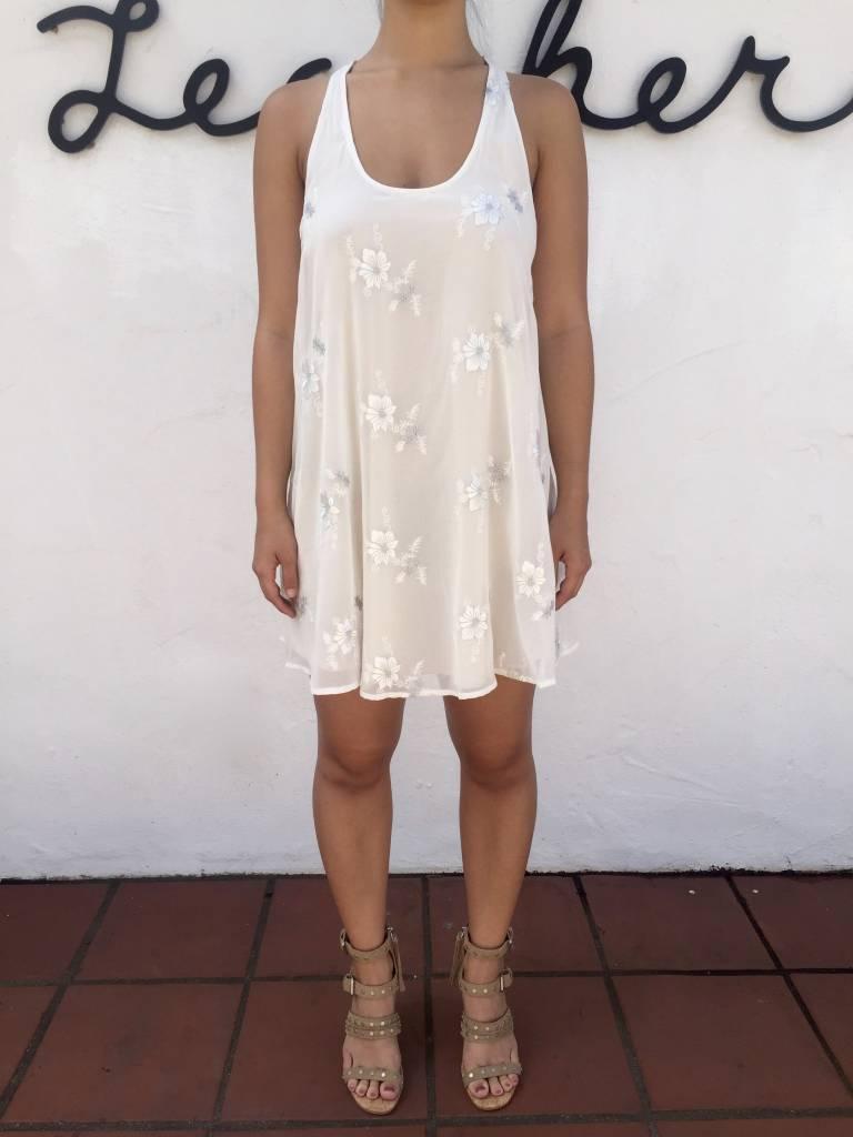 Show me your mumu Kaylee Criss Cross Dress