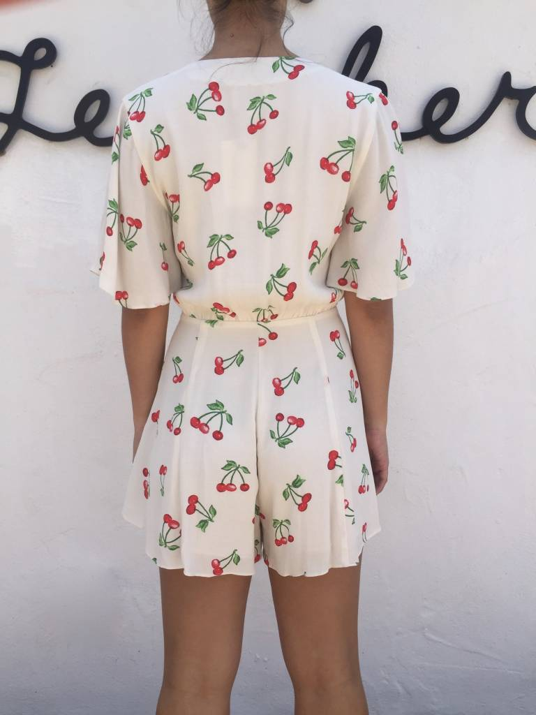 Privacy Please Wallard Romper