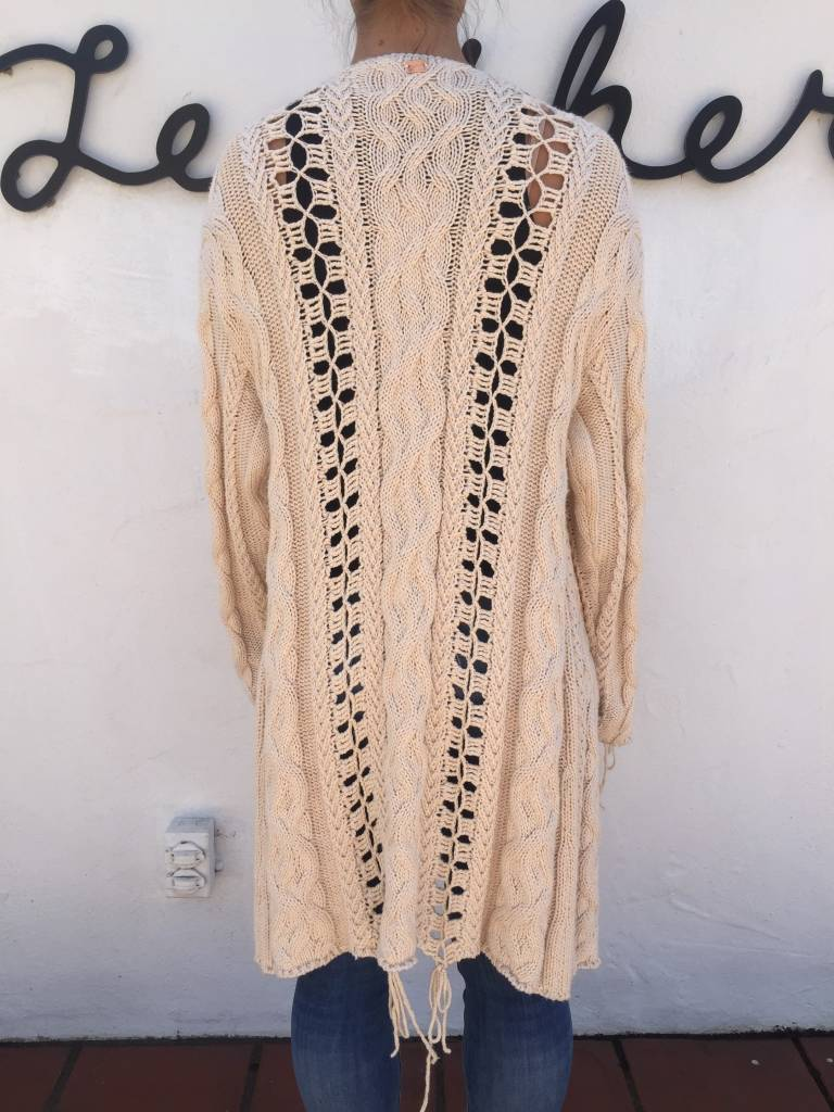 For love and Lemons Wythe Cardigan