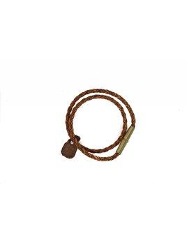 Tres Cuervos Braided Bracelet