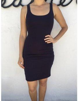 BLQ Fitted Midi Dress