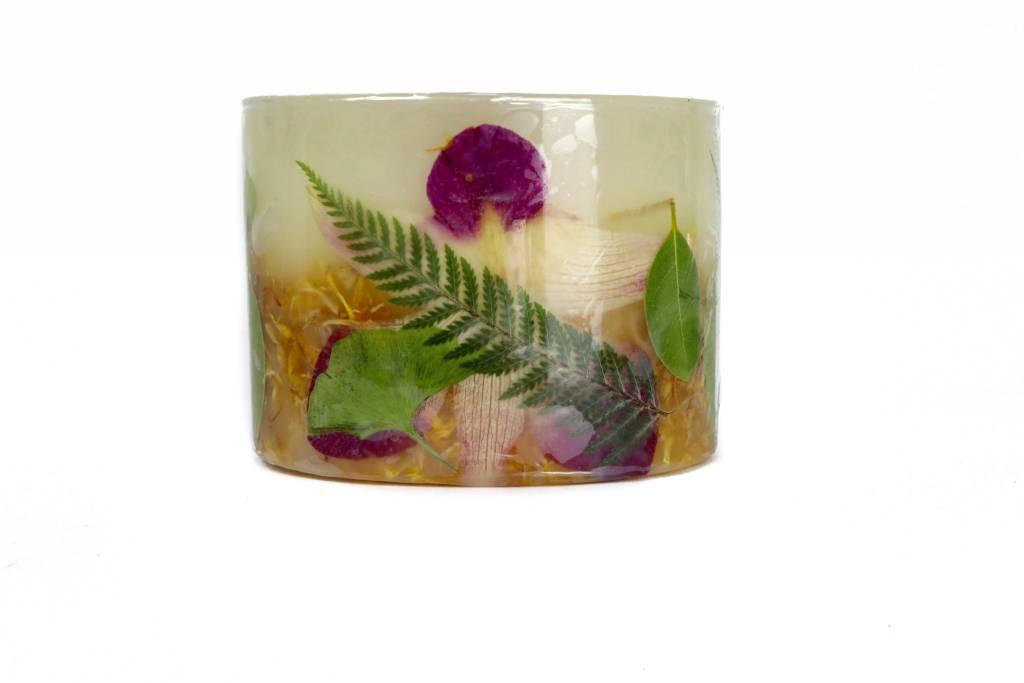"Rosy Rings Yuzu & Wild Palm 3"""
