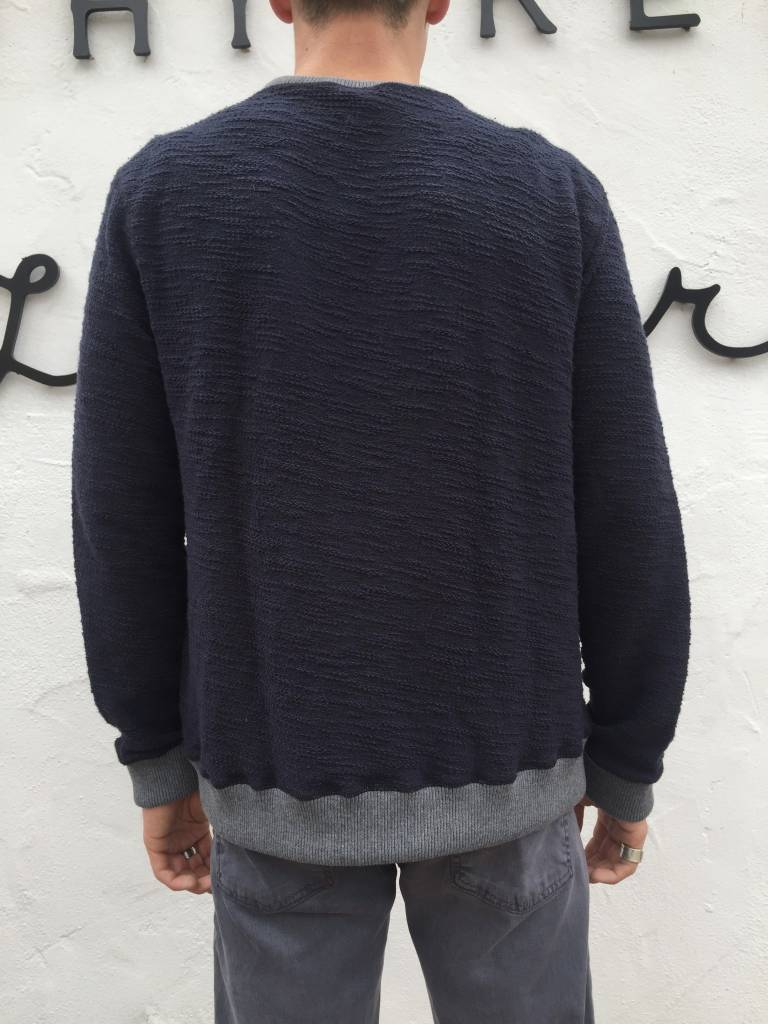 Sol Angeles Reverse boucle pullover