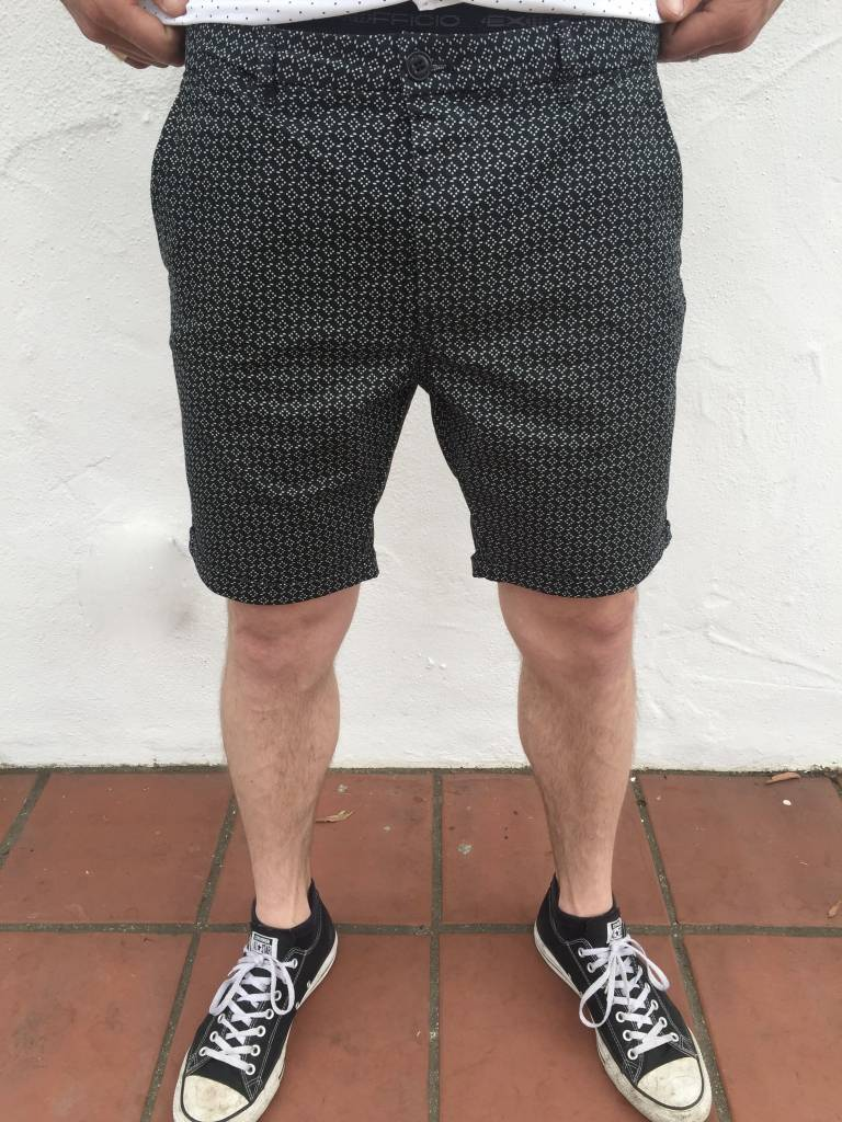 Scotch and Soda Print All Over Short