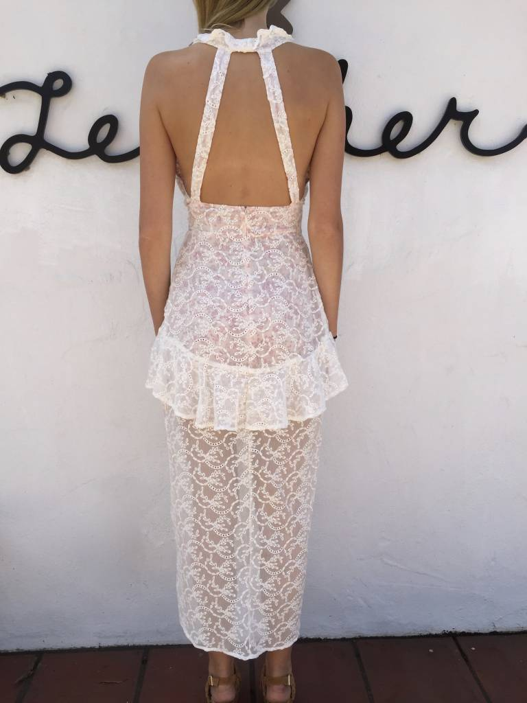 For love and Lemons Sweet Dispostion Maxi