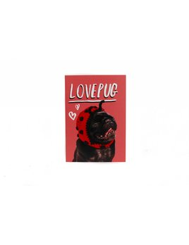 Nelson Line Love Pug
