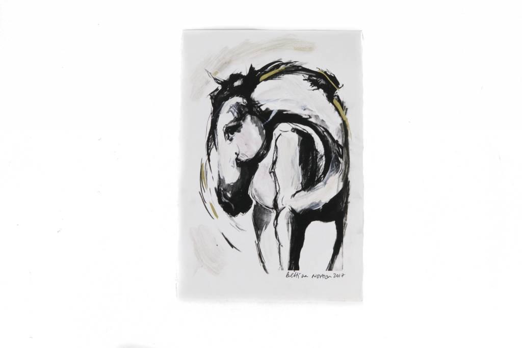 Bettina Horse sketch