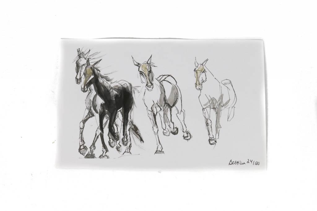 Bettina 3 Horses