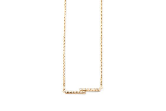 Nimma Sunset Necklace Wht