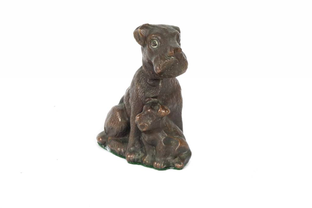 Antiques Scottie Terrier Dog