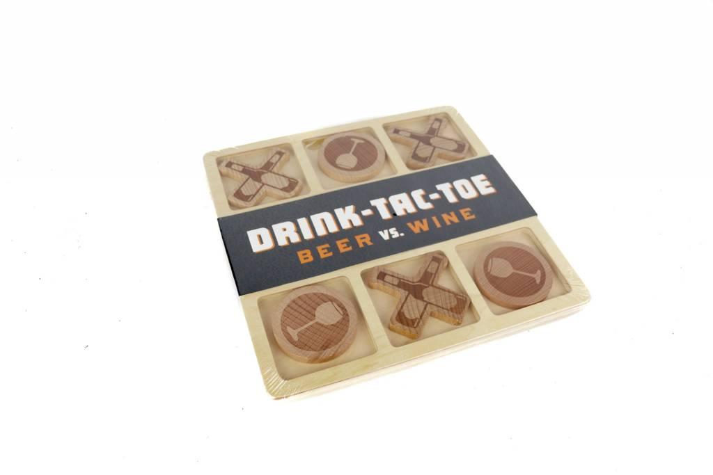 Hachette Drink-Tac-Toe