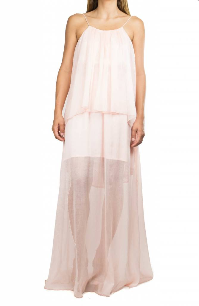 Jetset Diaries Lanza maxi dress