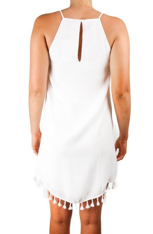 BLQ Tassle Tank Dress