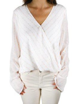 Jetset Diaries Sanja Wrap top
