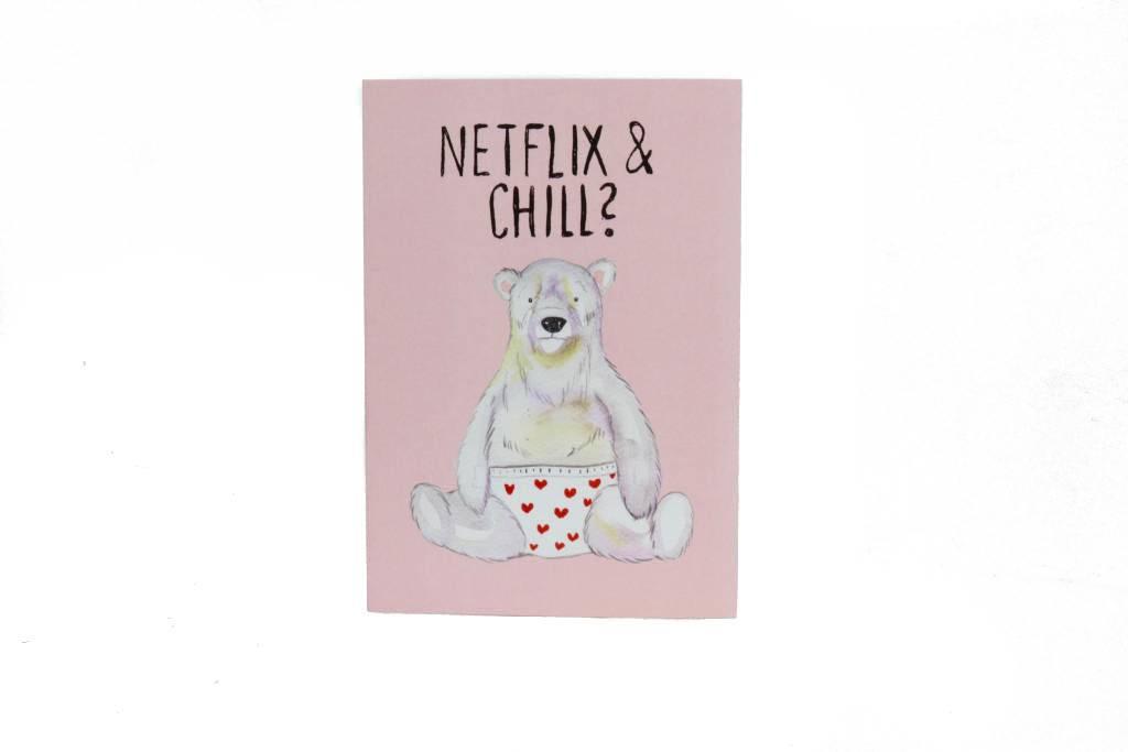 Penguin Netflix & Chill