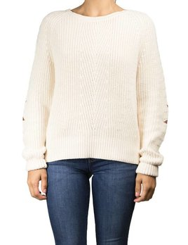Scotch and Soda Elbow patch pullover