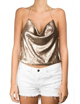 Wyldr Allure Sequin Cami