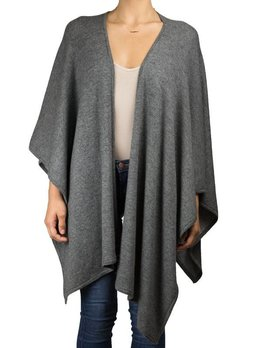 Repeat Reversible Cashmere Wrap