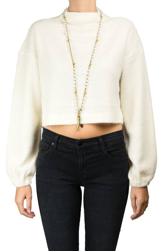 Saylor Pippin Knit Sweater
