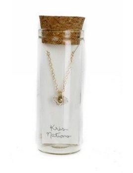 Kris Nation Herkimer Diamond Necklace