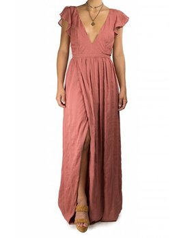 Jetset Diaries Getaway Maxi Dress