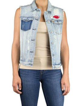 Scotch and Soda Denim Vest