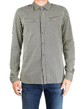 Scotch and Soda Stripe Western Worker